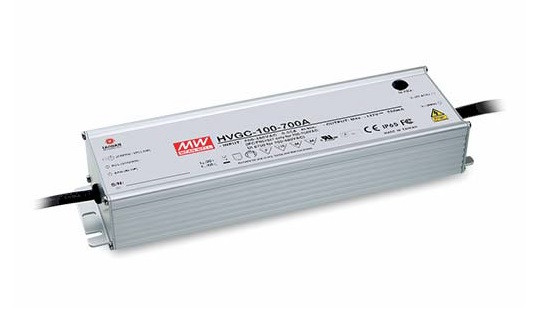 285V 0,35A 99,75W LED-Netzteil MeanWell HVGC-100-350AB
