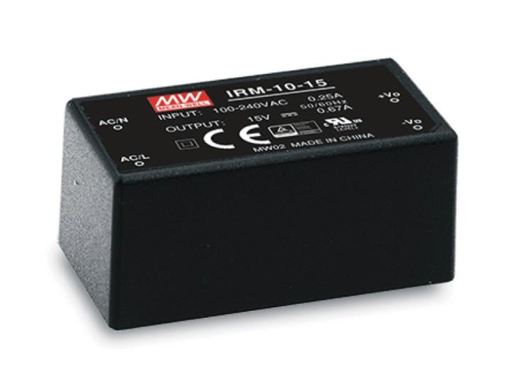 5V Schaltnetzteil MeanWell IRM-10-5