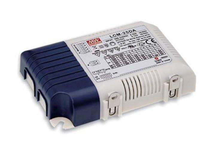 MeanWell LCM-25KN LED-Netzteil V / A
