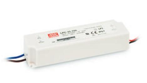 LED-Netzteil Konstantstrom,KSQ, 700mA, 9V bis 48V