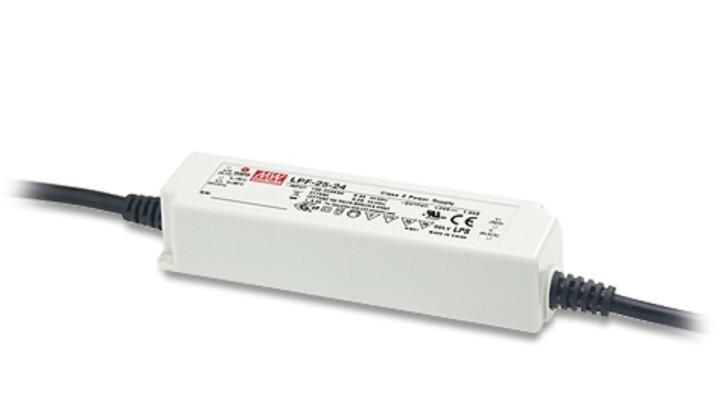 12V LED-Netzteil MeanWell LPF-25-12