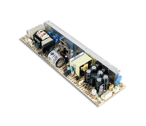 12V Einbaunetzteil MeanWell LPS-50-12