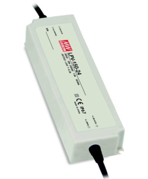 12V LED-Netzteil MeanWell LPV-150-12