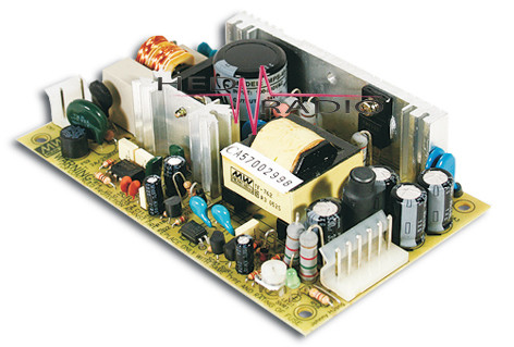 Netzteil Medizintechnik +-5V +12V MeanWell MPT-45A