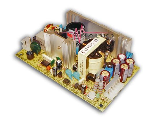 MEANWELL MPT-65C Einbaunetzteil V / A