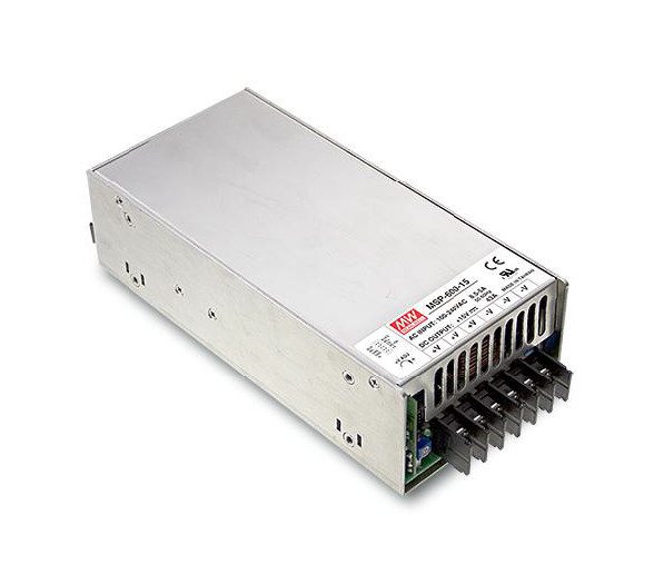 MEANWELL MSP-600-36 Einbaunetzteil 36V / 17,5A