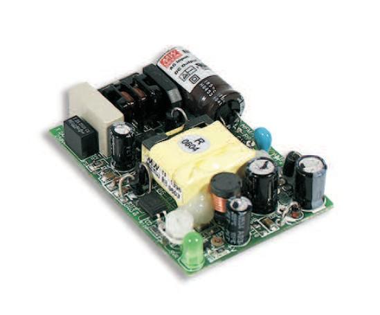12V 0,85A 10,2W Einbaunetzteil MeanWell NFM-10-12