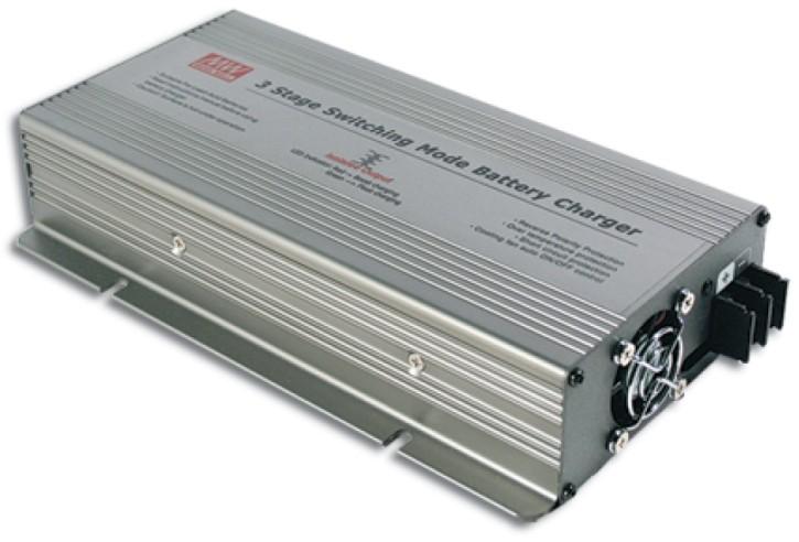 48V Ladegerät Blei-Akku max. 6A, MeanWell PB-360-48
