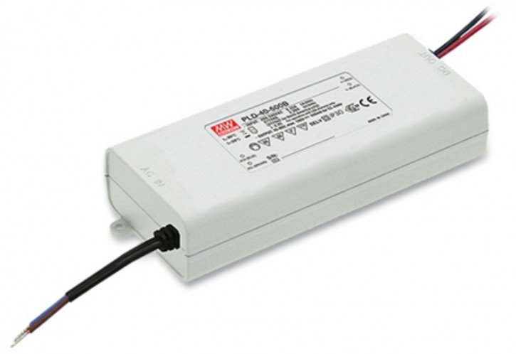 350mA 35W LED-Netzteil stromgeregelt PLD-40-350