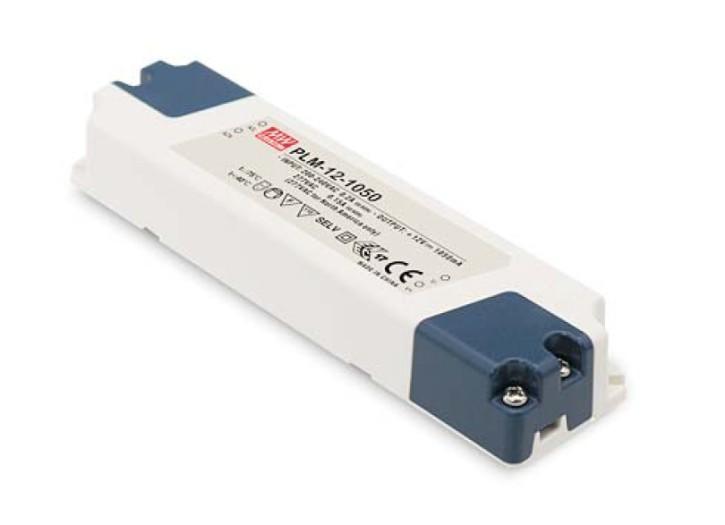 LED-Netzteil 350mA Konstantstrom 12W 22V bis 36V