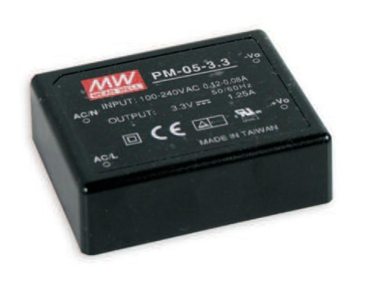 Schaltnetzteil Modul 5W 12V max. 0,42A