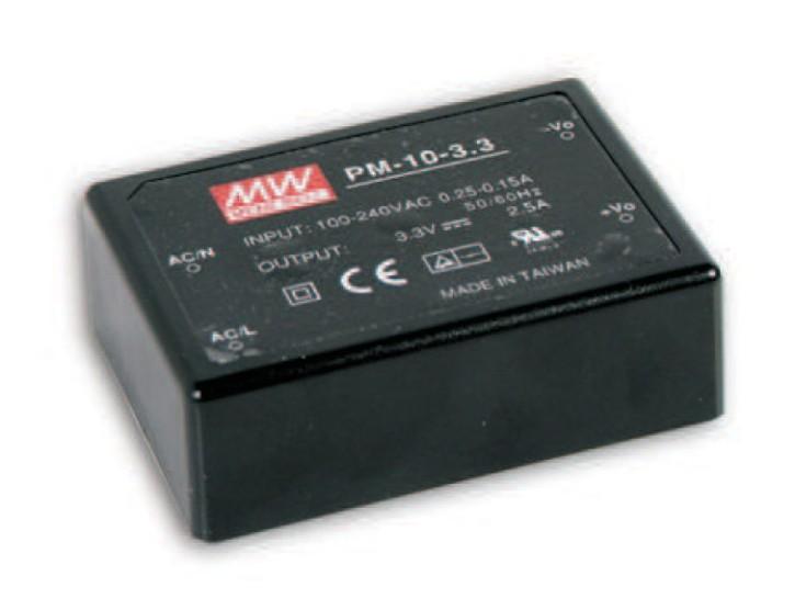 Schaltnetzteil Modul 10W 12V max. 0,85A