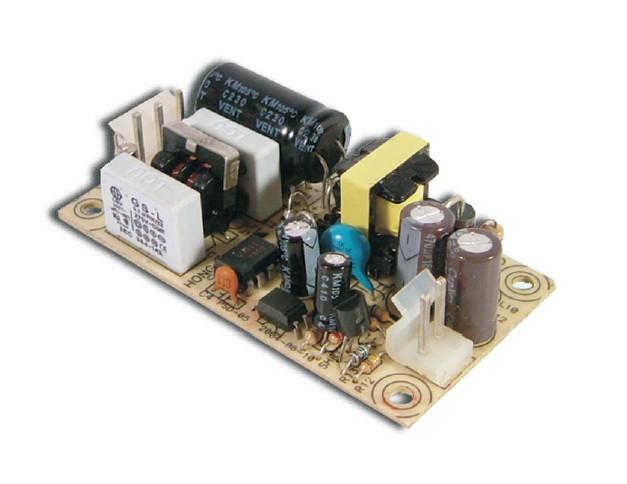 Kleines 12V Netzteil, offene Platine, 5W max. 0,45A