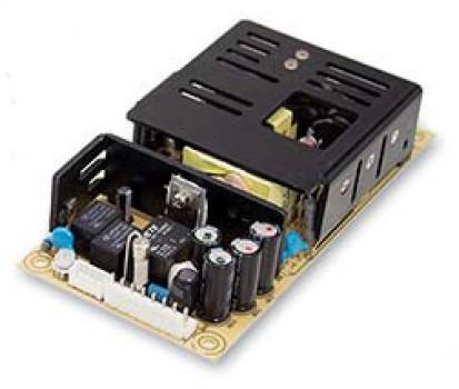 7,6A, 13,8V Schaltnetzteil mit Ladefunktion + Netzausfallüberbrückung, offene Platine