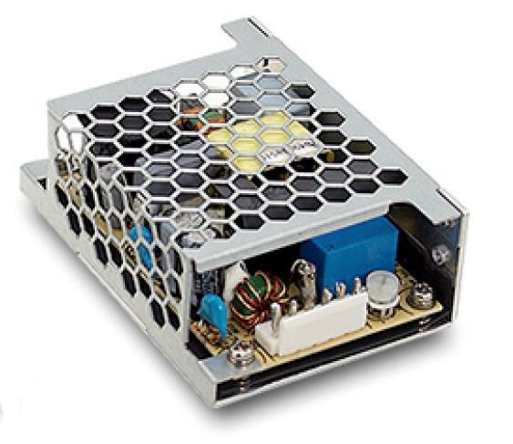 1,7A, 13,8V Schaltnetzteil mit Ladefunktion + Netzausfallüberbrückung, Gehäuse