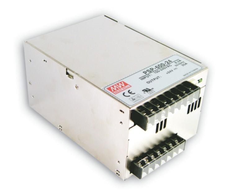 48V 600W Netzteil, für Parallel-Betrieb geeignet, MeanWell PSP-600-48