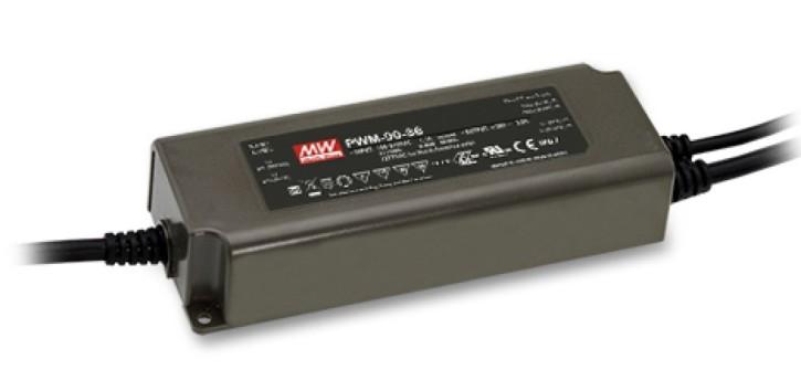 LED-Netzteil 90W 12V/7,5A PWM