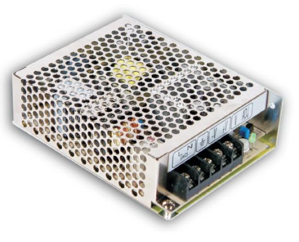 MEANWELL RS-75-12 Einbaunetzteil 12V / 6A