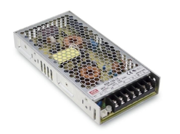 3,3V Einbaunetzteil 30A 99W MeanWell RSP-150-3.3