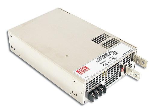 48V Einbaunetzteil 50A 2400W MeanWell RSP-2400-48