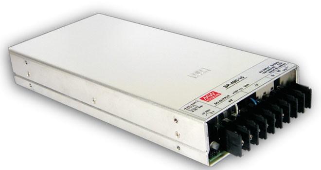 12V Einbaunetzteil 43A 480W MeanWell SP-480-12