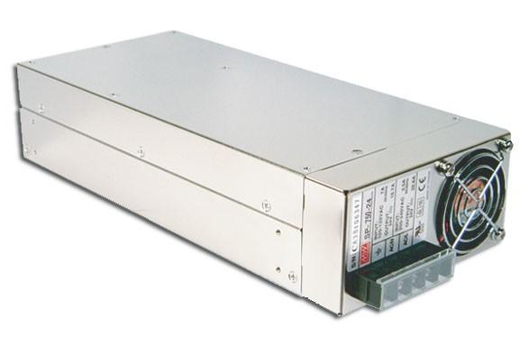24V Einbaunetzteil 31,3A 751,2W MeanWell SP-750-24