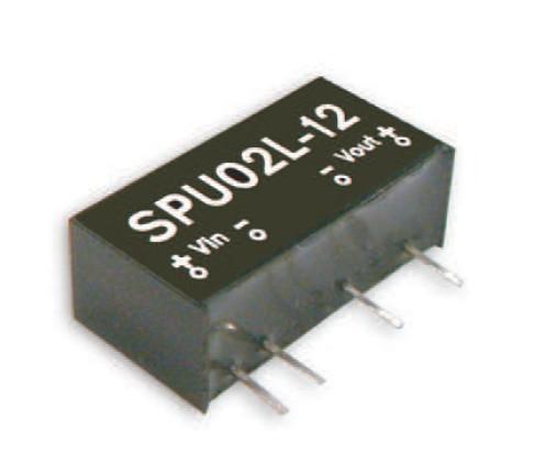 SMD-DC-Wandler 5:5V 400mA SIL7