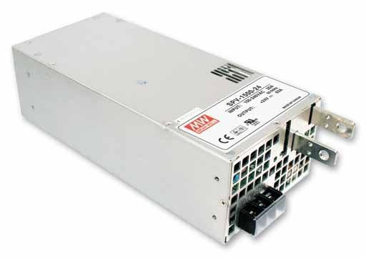 Netzteil regelbar 24V 1500W, MeanWell SPV-1500-24