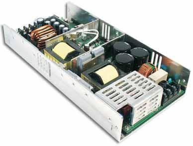 offenes Einbau-Netzteil 5V 400W, MeanWell USP-500-5