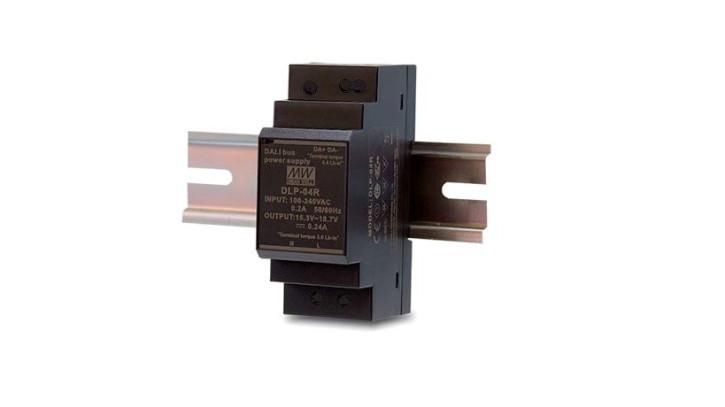 16V 0,24A 3,84W Hutschienen-Netzteil MeanWell DLP-04R