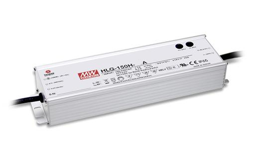 MeanWell HLG-150H-24A LED-Netzteil 24V / 6,3A 228x68x39mm