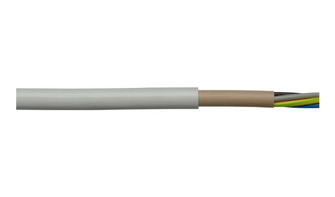 Starre Installationsleitung NYM-J, 3x1,5mm², 50m-Bund