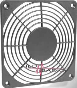 SUNON-Lüfter-Schutzgitter LGP-120, Kunststoff, ABS
