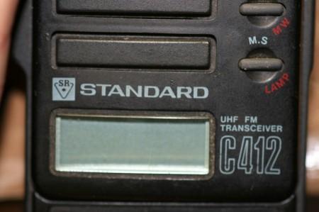 STANDARD C-412