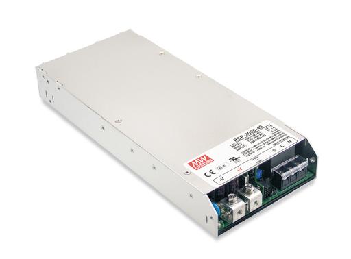 48V Einbaunetzteil 42A 2016W MeanWell RSP-2000-48 preiswert bei ...