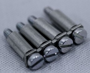 5 x Querverbinder für 5mm Reihenklemme Hutschiene 2-fach