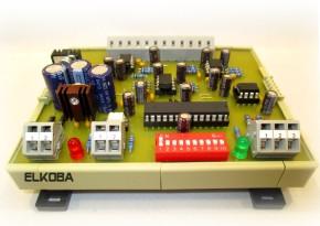 DMX auf 0 bis 10V Konverter, 6-Kanal Testserie