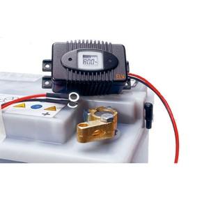 KFZ-Batterie 12V Akku-Aktivator mit LCD-Anzeige, fertig aufgebaut, einfache Bedienung