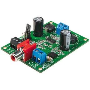 12V Audioverstärker 25W digital, Mono, Bausatz