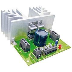 12V Audioverstärker 4x40W, Bausatz
