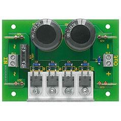 Netzteilplatine max. 28V 6A mit Gleichrichter und Siebung, Bausatz