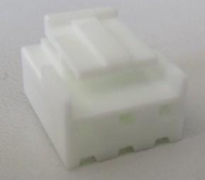Buchsengehäuse für 3 Crimp-Kontakte JST VHR-3N