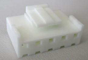 Buchsengehäuse für 5 Crimp-Kontakte JST VHR-5N