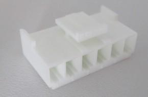 Buchsengehäuse für 6 Crimp-Kontakte JST VHR-6N
