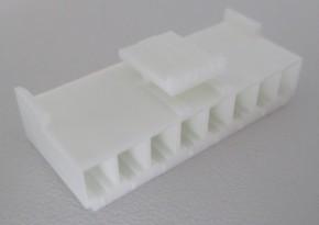 Buchsengehäuse für 8 Crimp-Kontakte JST VHR-8N