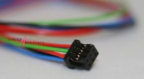 Kabelsatz 6pol 30cm zu HRP-200, HRPG-200 CN100