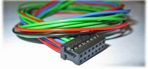 Kabelsatz 14pol 30cm zu RSP-750
