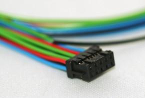 Kabelsatz 10pol 30cm zu HRPG-600 CN100