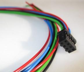 Kabelsatz 8pol 30cm zu HRP-300 und HRPG-300 CN100