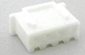 Buchsengehäuse für 4 Crimp-Kontakte JST XHP-4